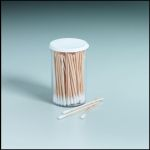 Cotton Tipped Applicators, 3