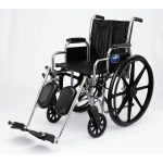 Excel 2000 Wheelchair (Navy)