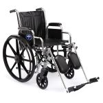 Excel 2000 Wheelchair (Black)