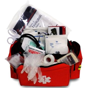 Basic Bls Bag Ms 75155 Made By Medsource International Cpr Savers And First Aid Supply