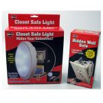Closet Light Safe