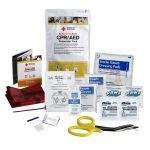 CPR/AED Responder Pack (Poly Bag)