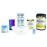 Germ Guard Personal Protection Pack with N95 Mask