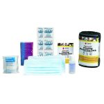 Germ Guard personal Protection Pack with Face Mask