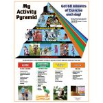 My Activity Pyramid Poster