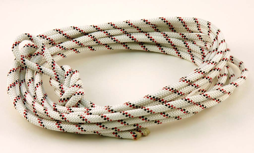 Vertical Lift Sling (30 ft. Rope) - White