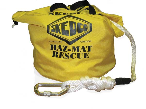Shuttle SKED Rope Kits, Yellow Bag