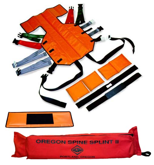 Oregon Military Spine Splint II