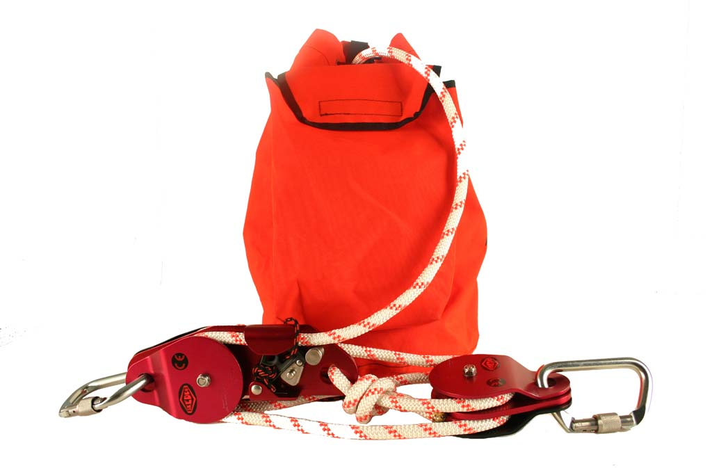 Skedco 25' 4:1 Rescue Kit