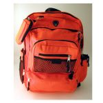 High Vis Orange Deluxe Backpack