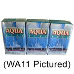 Case of 9 Aqua Blox 3 packs