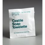 Castile Soap Towelette (pH Balanced with 2% Coconut Oil Soap)