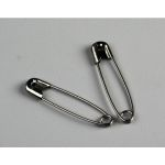 Safety Pin (Medium) - 2 per Ziplock Bag