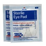 Sterile Eye Pad - 2 per Ziplock Bag