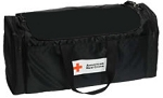 Red Cross AED Carry Bag - Empty