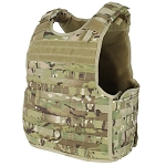 Quick Release Plate Carrier