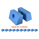 Disposable Adult Head Blocks 35979