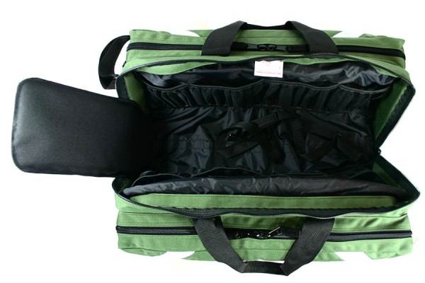 Oxygen Bag 2 Pockets 36002 2pk Made By Iron Duck Cpr Savers And First Aid Supply
