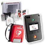 Philips FR3 AED Package