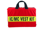 IC/MC Vest Case - 10 Vests