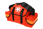 Small Trauma Bag with Luggage Handle