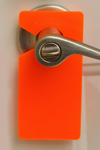 Door Marker - Single - Plain