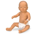 Newborn Baby Doll - White Baby