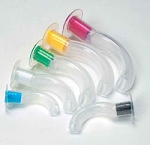 Color-Coded Guedel Oral Airway Kit