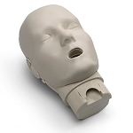 Head Assembly for Prestan Adult Manikin