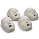 Face Skin Replacements for Prestan Child Manikin (4-Pack)