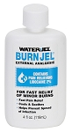 Water Jel Burn Jel Burn Relief (4 oz, Plastic Squeeze Bottle)