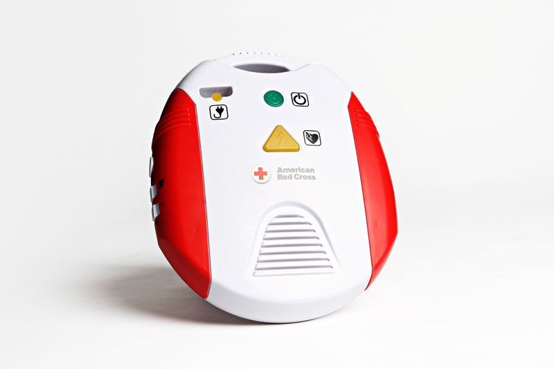 American Red Cross AED trainer rental