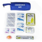 Small Roll Bag Emergency Kit (13 Piece)