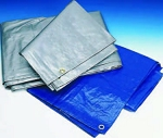 Tear Proof Tarp - Blue 8X10 - Case of 15