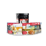 Wise 7 Day Food Supply Bucket with Meat