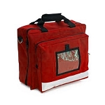 KEMP USA RED GENERAL PURPOSE FIRST AID BAG