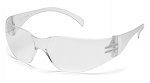 INTRUDER - Clear Anti-Fog Lens with Clear Temples