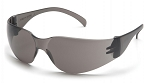 INTRUDER - Gray Anti-Fog Lens with Gray Temples