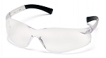 ZTEK - Clear H2X Anti-Fog Lens with Clear Temples