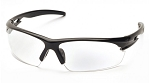 IONIX - Clear Lens with Black Frame