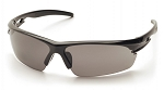 IONIX - Gray Anti-Fog Lens with Black Frame