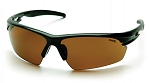 IONIX - Sandstone Bronze Lens with Black Frame