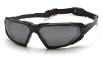 HIGHLANDER - Gray H2X Anti-Fog with Black Frame