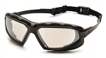 HIGHLANDER PLUS - Indoor/Outdoor Mirror Anti-Fog Lens with Black/Gray Frame