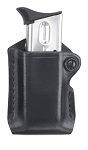 B850-1 Gold Line Single Mag Case With Belt Loop (Black)