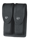 X627-4 Double Magazine Case (Black Ballistic Nylon)