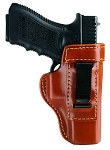 Concealment Inside Trouser Holster Fits GLOCK 19, 23, 32 (Chestnut Brown)