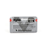 North American Rescue Hyfin Vent Chest Seal, Twin Pack