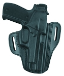 Two Slot Pancake Holster - Fits Glock 19, 23, 32 (LH)