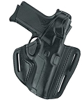 Belt Holster Sig Sauer Leather Black